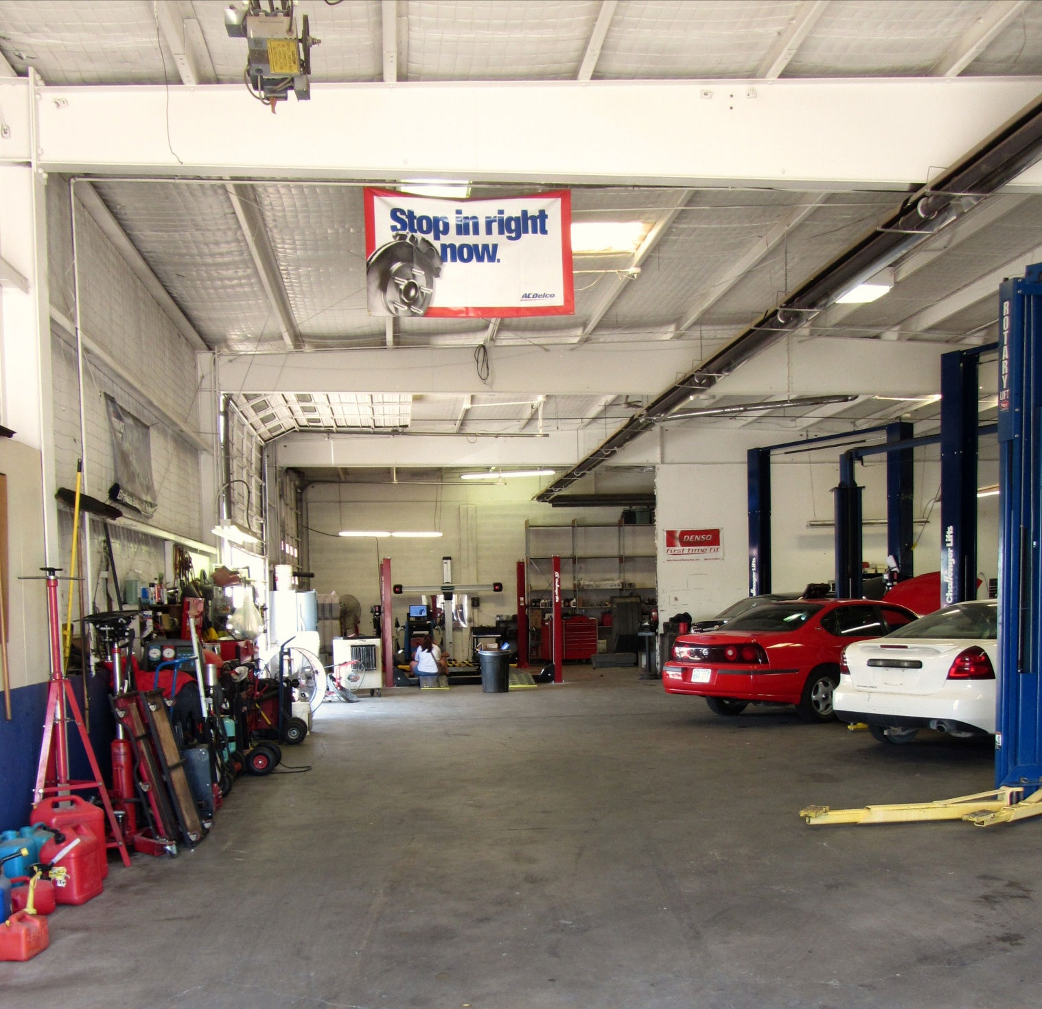 Karns auto repair automotive service and maintenance in for Family motors wichita ks